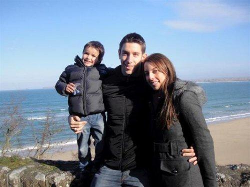 Brad, Dani and Luca