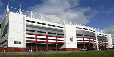 Britannia Stadium Stoke v Liverpool