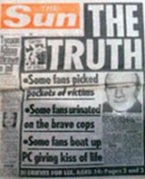 "The Sun: ""The Truth"""