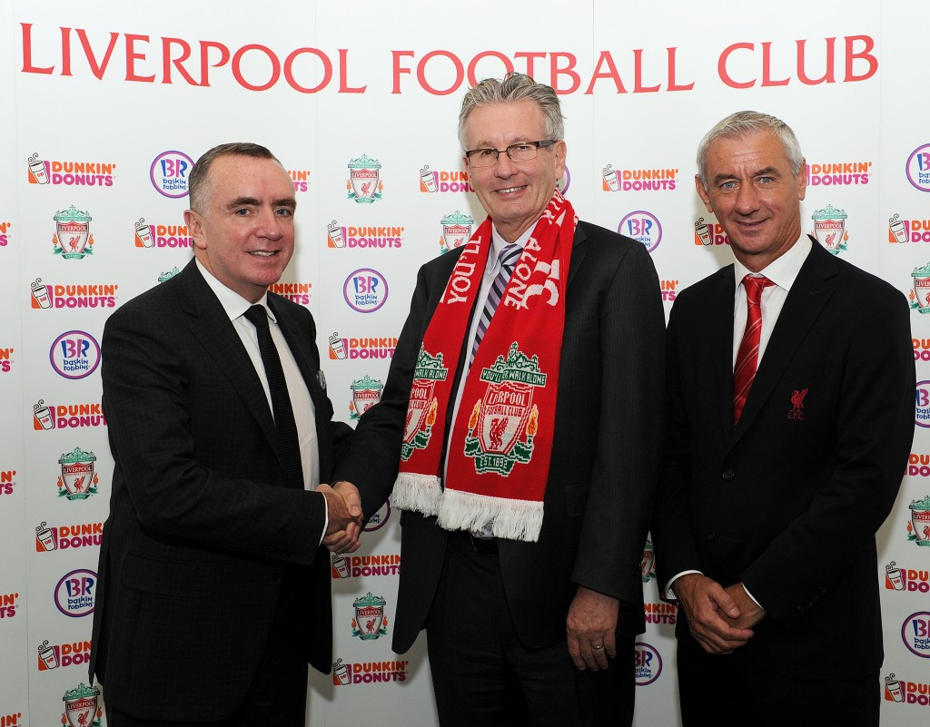 LFC announce partnership with Dunkin'