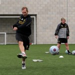 Legends Training Session 12