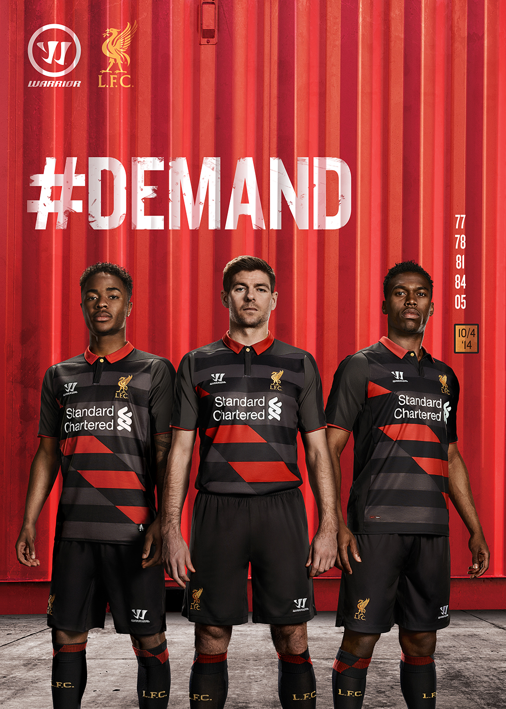 "0e5aaad63 The kit will be used as a ""third kit"" in domestic games and as the away kit  in the Champions League"