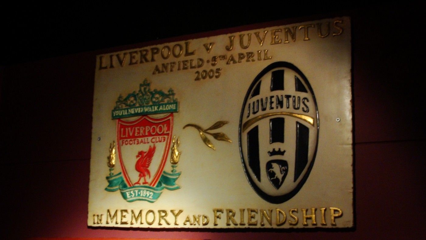 Liverpool v Juventus: In Memory and Friendship by Ben Sutherland, on Flickr