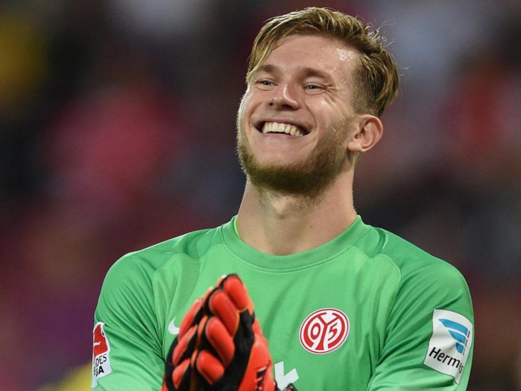 New LFC goalkeeper signing Karius