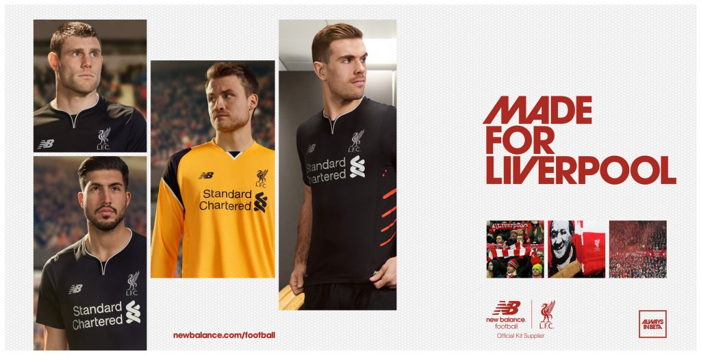 7e387bed065 New LFC kit features Shankly quote and