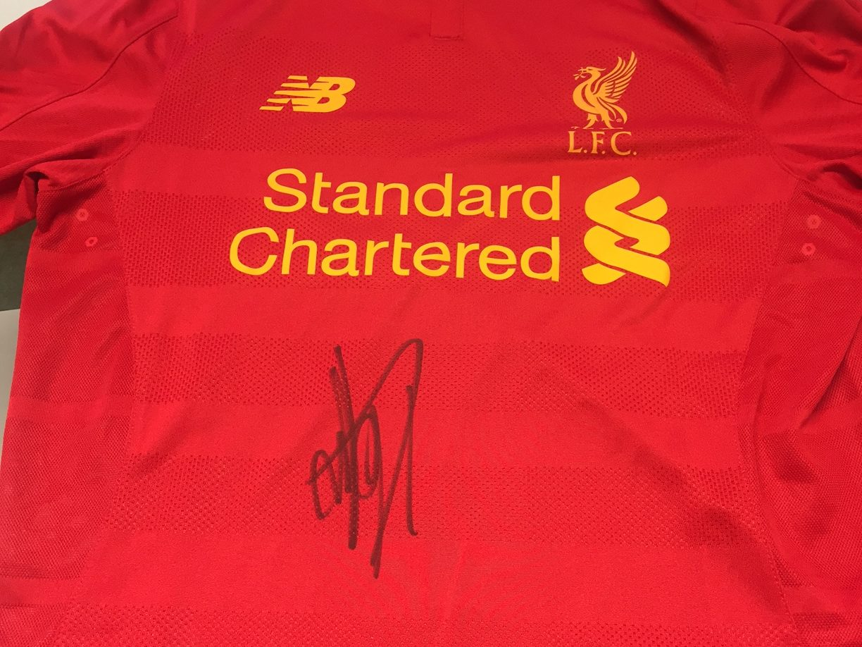 fd843547f Anfield Road has teamed up with 5Times Official Liverpool Former Players  Association and Impulse Decisions to offer Liverpool fans the chance to win  this ...