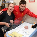 Steven Gerrard is now a founding partner of Alder Hey's children's charity