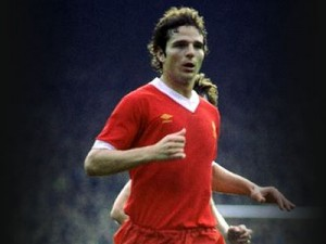 Former Liverpool star Avi Cohen