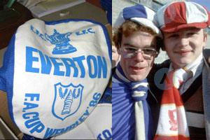 FA Cup 1986 - hats wanted
