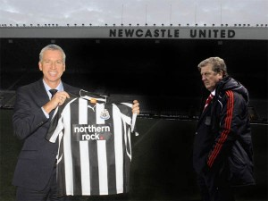 Today's managers: Roy Hodgson and Alan Pardew