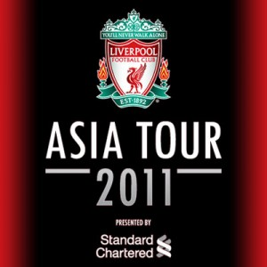 Liverpool FC Asia Tour 2011
