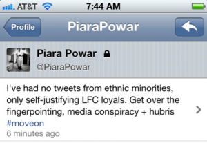 @PiaraPowar with another sweeping generalisation