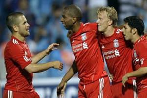 Reds celebrate late winner