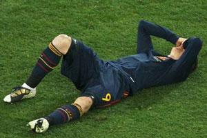 Depressing times for Torres