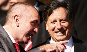 Tom Werner and Ian Ayre